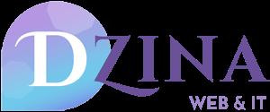 Dzina Web and IT logo 300px