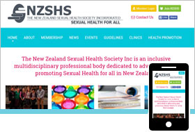 New Zealand Sexual Health Society